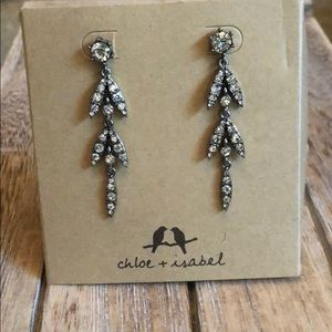 Chloe + Isabel lumiere post drop earrings